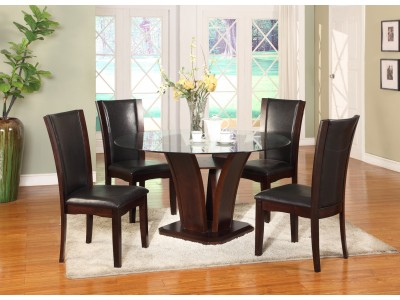 Danielle 5 Pc Dining Table Set