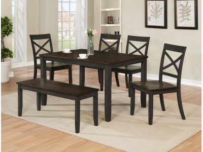 Ella 5 Pc Dining Table Set