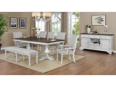 Bardeaut Formal 5PC Dining Set