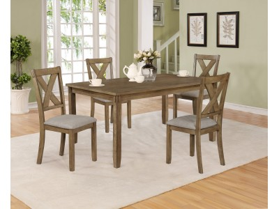 Carla -  Dining Table Set