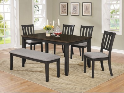 Annette - 5PC - Dining Table Set