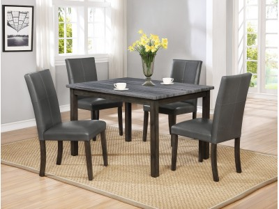 Greece 5 Pc Dining Table Set