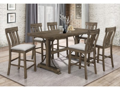 Allen 5PC Counter Height Table Set
