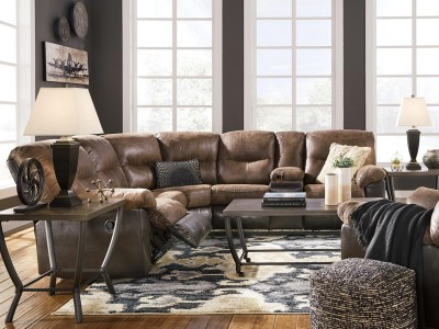 Leonberg - Reclining Sectional