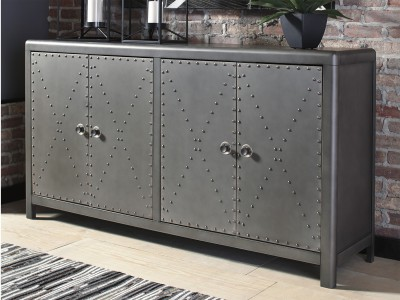 Christopher Accent Cabinet TV stand Server