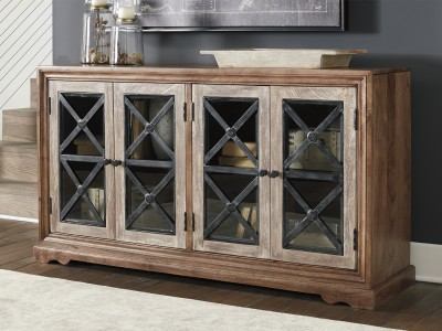 Gaston Accent Cabinet TV stand Server