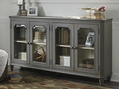Archimedes Accent Cabinet TV stand Server