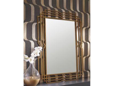 Tracey Accent Mirror