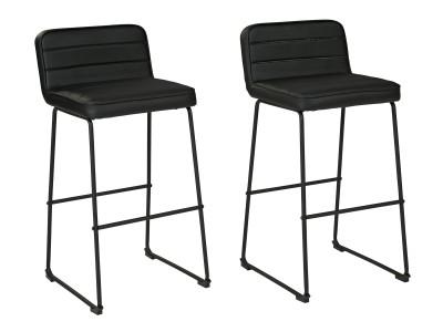 "Cecina (40"") - Upholstered Barstool (2/CN)"