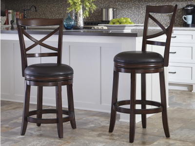 Pillone - Swivel Barstool
