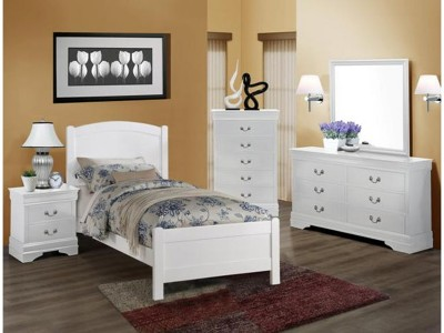 Elene - 4PC - Bedroom Set