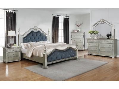 McCall - 4PC - Bedroom Set