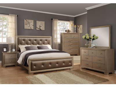 Elaine - 4PC - Bedroom Set