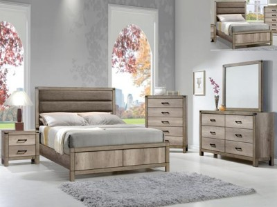 Galileo - 4PC - Bedroom Set