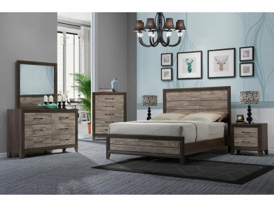 Garen - 4PC - Bedroom Set