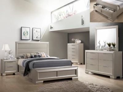 Doma - 4PC - Bedroom Set