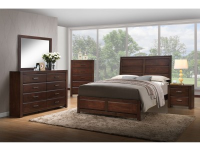 Corbridge - 4PC - Bedroom Set