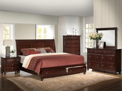 Fort Smith - 4PC - Bedroom Set