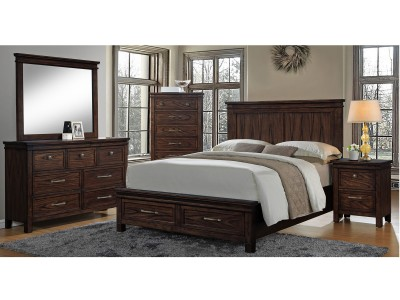 Chassity - 4PC - Bedroom Set