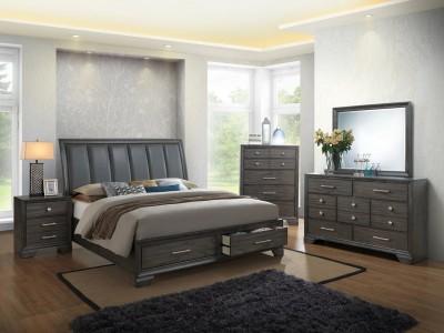 Jamie - 4PC - Bedroom Set