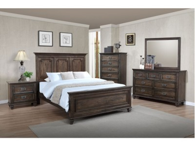 Hansel - 4PC - Bedroom Set