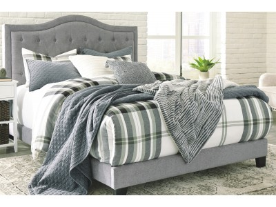 Ashley Jerry - Upholstered Bed
