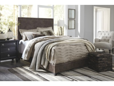 Ashley Volante - Upholstered Bed