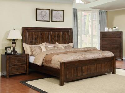 Eduardo - King Bed