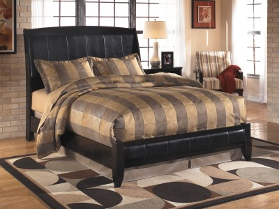 Peace - Sleigh Bed