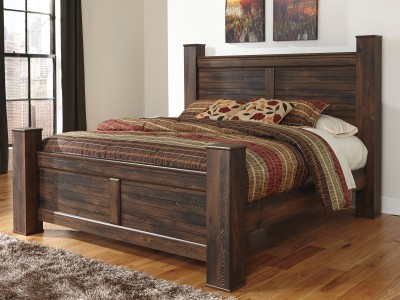 Quinn - Poster Bed