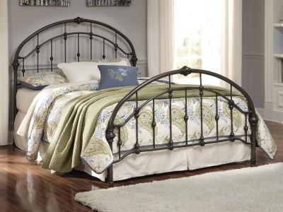 Julian - Bronze - Bed