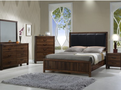 Alberto - 4PC - Bedroom Set