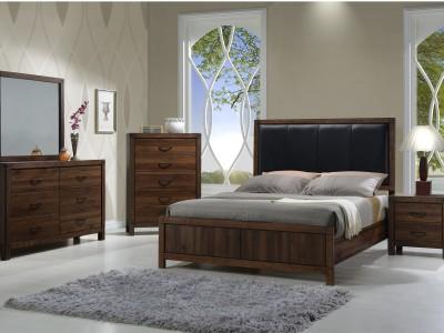 Alberto - 4PC - Bedroom Set