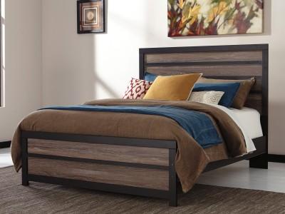 William - Bed