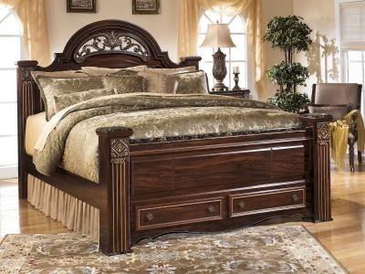 Valentina -  Storage Bed