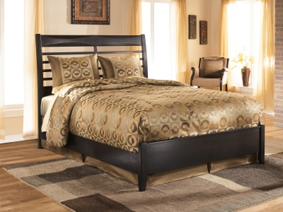 Kendall - Panel Bed