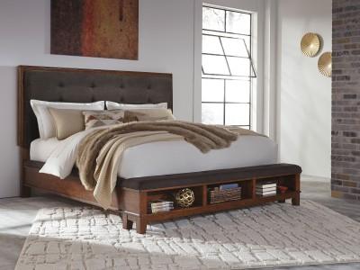 Emma - Panel Bed