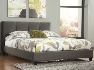 Boston - Upholstered Bed