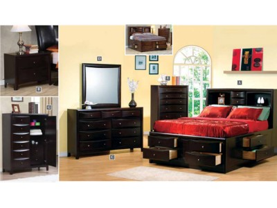 Helix Collection Bedroom Set