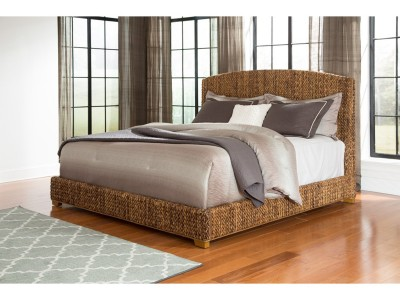 Laughton Hand-Woven Bed