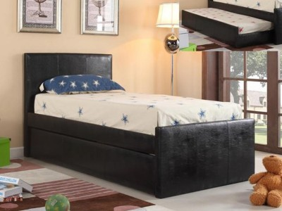 Theo Twin Bed With Trundle