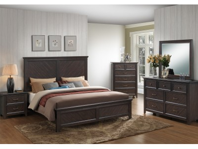 Carl - 4PC - Bedroom Set