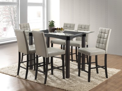 Zera - 5PC - Counter Height Dining Set