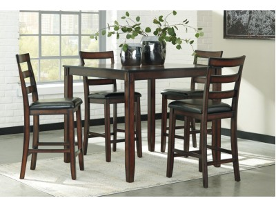 Covariate -  Counter Height Dining Table Set