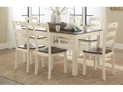 Woodsville - Dining Table Set
