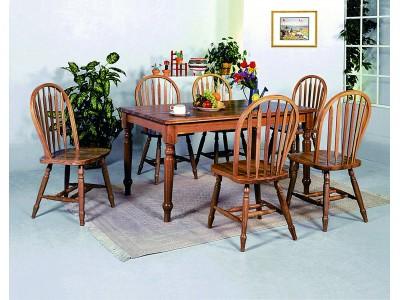 Farm House - 5PC - Dining Table Set