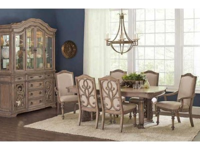 Ilene Collection Formal Dining Set