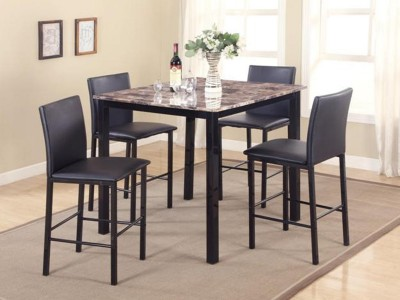 Cayenne - 5PC - Counter Height Dining Set