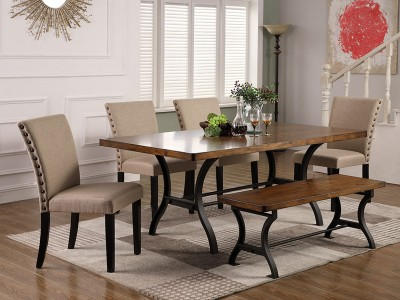 Hansel - Dining Table Set