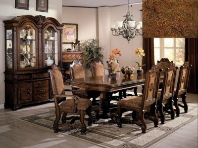 Castillo Formal 5PC - Dining Set